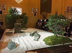 Catch A Japanese Zen Garden Inside Grand Central Terminal