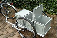 file bicycle trailer for outdoor trekking jpg wikimedia