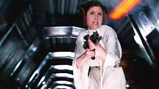 carrie fisher wars carrie fisher talks about experience princess