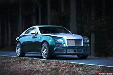 Official Mansory Rolls Royce Wraith Gtspirit