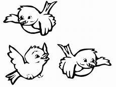 15 Trend Terbaru Gambar Hewan Burung Kartun Hitam Putih