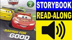 books about cars and how they work 2003 infiniti i electronic toll collection cars read along story book cars racing for good read aloud story books for kids youtube