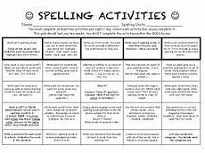spelling practice worksheets middle school 22479 spelling activities for homework middle higher ability teaching resources