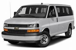 2017 Chevrolet Express 2500 Information