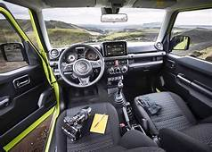 2020 Suzuki Jimny 4X4 Review Small Off Road Vehicle  15