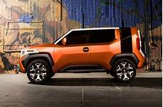 detailed toyota ft 4x concept testdriven