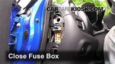 Nissan Note Fuse Box by Interior Fuse Box Location 2014 2019 Nissan Versa Note