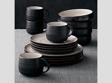 18th Street 16 Piece Dinnerware Set   Crate and Barrel