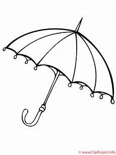 regenschirm bild fensterbilder zum ausmalen