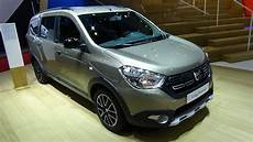 2018 Dacia Lodgy Stepway Unlimited 2 Dci Exterior And