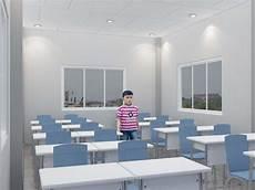 Jasa Desain Ruang Kelas Ruang Guru Sekolahan Jasa