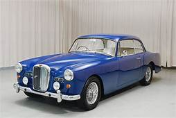 1961  Alvis TD21 Coupe Classic Cars Sports