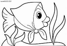 Gambar Ikan Animasi Hitam Putih Gambar Ikan Hd