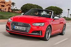 New Audi S5 Cabriolet 2017 Review Auto Express