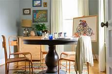 lively craft room makeover hgtv