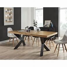 table salle a manger style industriel platon table 224 manger de 6 224 8 personnes style industriel
