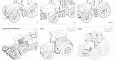 Ausmalbilder Bruder Spielwaren Bruder Traktor Ausmalbilder