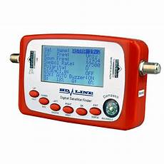 Hd Line Sf 500 Digital Satfinder Pointeur Satellite Finder