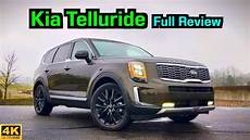 kia telluride 2020 review 2020 kia telluride review drive kia ko s the