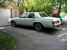 how cars work for dummies 1984 mercury marquis regenerative braking find used 1984 mercury grand marquis ls sedan 4 door 5 0l 46 356 original miles in reading