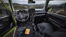 New Suzuki Jimny Goes Official With New 1 5 Litre Engine