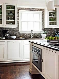 Backsplash For Kitchen With White Cabinet Kitchen Decorating And Design Ideas In 2020 Kitchen