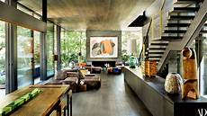architectural digest house plans inside the cottle radziner family s l a home