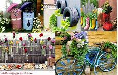 cheap and easy diy garden decor projects style motivation