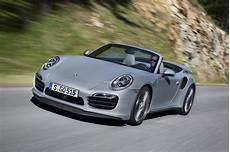 2014 Porsche 911 Turbo Turbo S Cabriolet Revealed