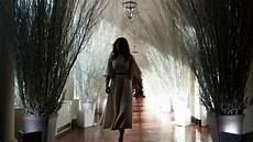 Melania Decorations melania decks the halls with dead branches spine