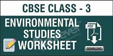 download cbse class 3 evs worksheets 2020 21 session in pdf