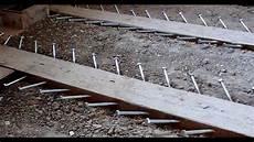 Holz Beton Verbundtragwerk Teil 1 Holzbalkendecke