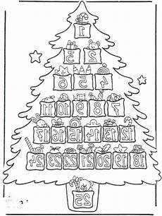 Malvorlagen Advent Calendar Advent Calendar Coloring Pages At Getcolorings Free