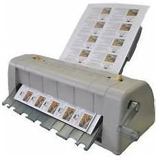 business card template 12x18 cutter slitter ebay