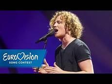 michael schulte esc michael schulte quot you let me walk alone quot eurovision