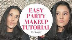 Easy Makeup Tutorial For Makeup Ke Pesta Untuk