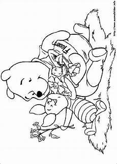 Ausmalbilder Zum Ausdrucken Winnie Puuh Winnie Puuh Malvorlagen