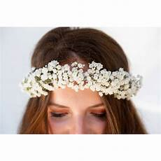 Couronne De Fleurs Pour Cheveux Fleurs Mariage My
