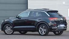 Volkswagen New T Roc R Line 2019 Black Pearl 18 Inch