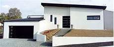 toit plat en tole maison toit plat en tole