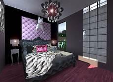 chambre d ado fille moderne black and gold bedroom design bois bassdona