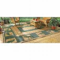 Outdoor Mats by Outdoor Rug Indoor Rv Patio Mat Deck Cer Area