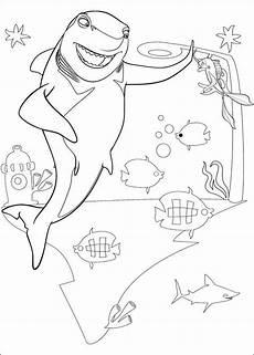 Malvorlagen Kleine Fische Gro 223 E Haie Kleine Fische 5 Ausmalbilder F 252 R Kinder