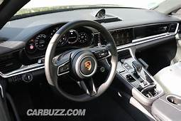 Take A First Look Inside The 2020 Porsche Panamera