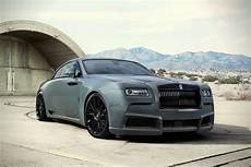 2013 17 Rolls Royce Wraith Adjustable Lowering Links