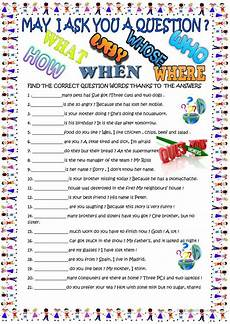 worksheets question words 18435 question words new practice esl worksheets for distance learning and physical classrooms