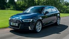 review the new 1 0 litre audi a3 top gear