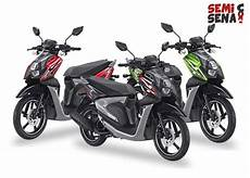 Yamaha Xride 125 Modification