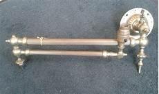 antiques atlas brass extendable wall light originally gas