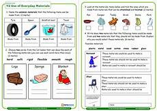 science worksheets for year 2 12096 year 2 science assessment worksheet with answers everyday materials teachwire teaching resource